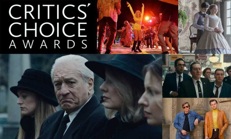 Mira los Critic's Choices Awards 2019