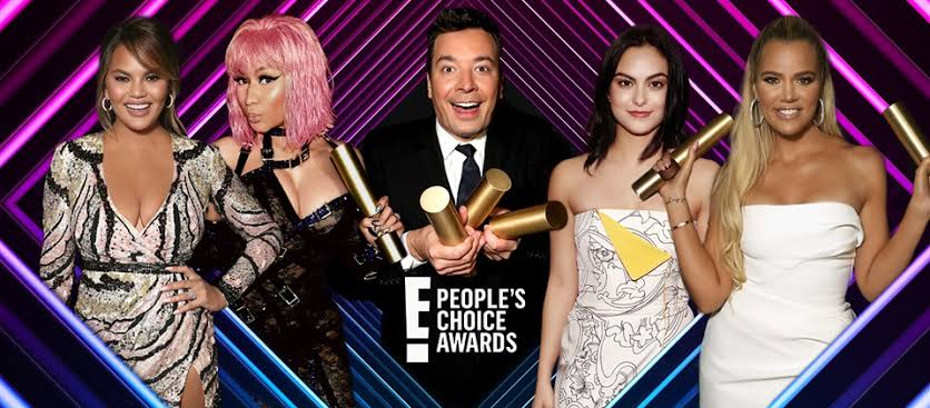 Vea los premios People's Choices Awards 2019